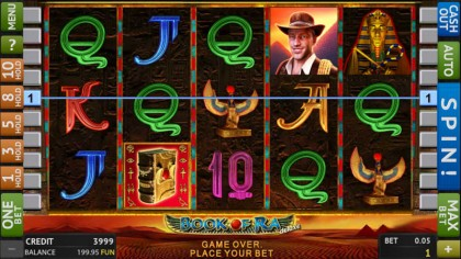 book of ra deluxe slot mania